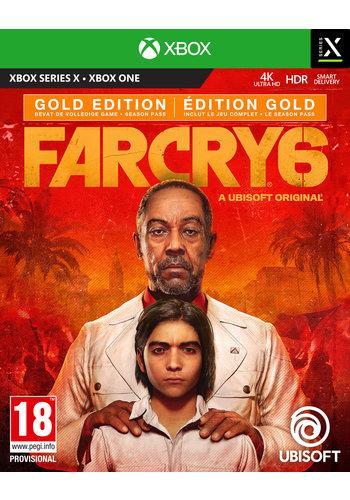 Far Cry 6 Gold Edition + Pre-Order Bonus  - Xbox One