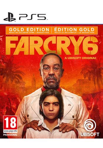 Far Cry 6 Gold Edition + Pre-Order DLC  - Playstation 5