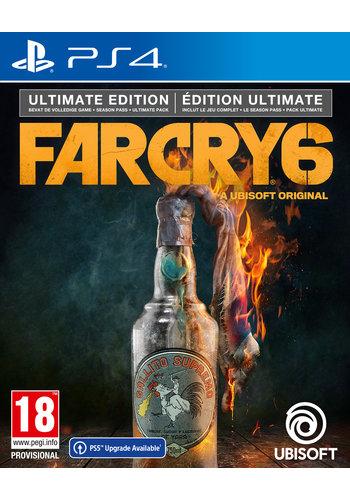 Far Cry 6 Ultimate Edition + Pre-Order Bonus  - Playstation 4