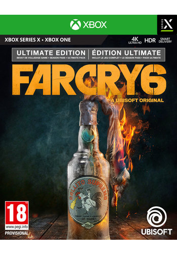Far Cry 6 Ultimate Edition + Pre-Order Bonus  - Xbox One