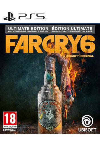 Far Cry 6 Ultimate Edition + Pre-Order DLC  - Playstation 5