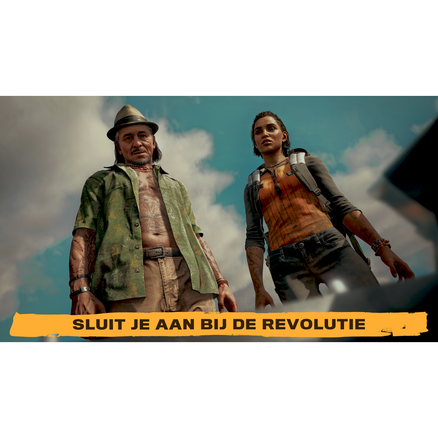 Far Cry 6 Ultimate Edition + Pre-Order DLC  - Playstation 4