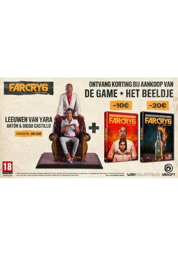 Far Cry 6 Gold Edition bundel + Pre-Order DLC  - Playstation 4