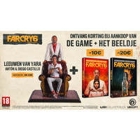 Far Cry 6 Ultimate Edition bundel + Pre-Order DLC  - Playstation 4