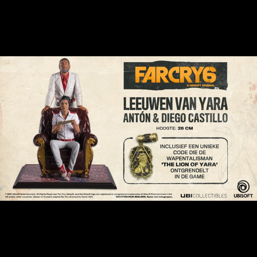 FAR CRY 6: Antón & Diego Castillo - Leeuwen van Yara