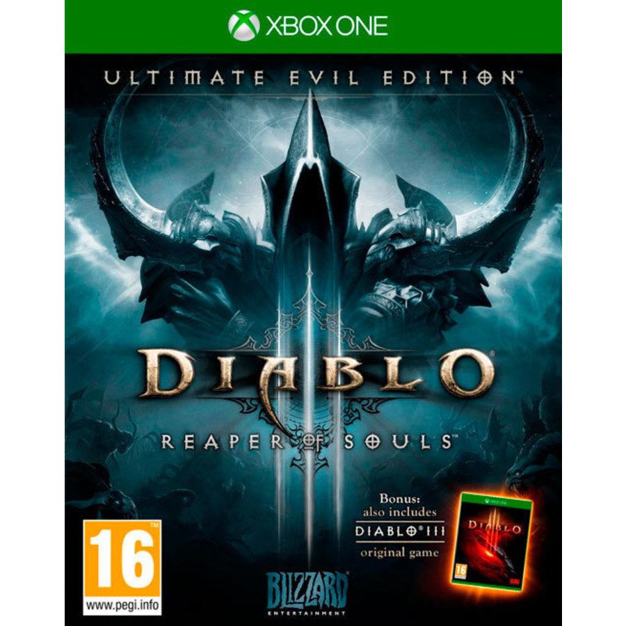 Diablo III Ultimate Evil Edition - Xbox One