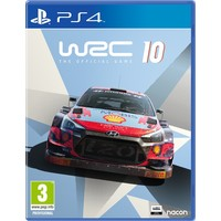 WRC 10 - Playstation 4