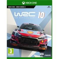 WRC 10 - Xbox One & Series X