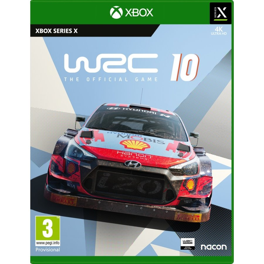 WRC 10 - Xbox Series X