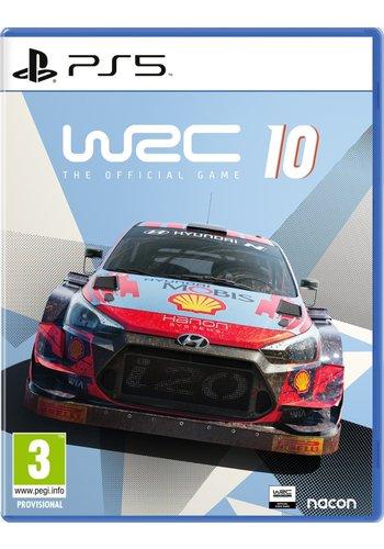 WRC 10 - Playstation 5