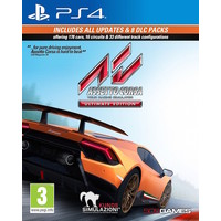 Assetto Corsa - Ultimate Edition - Playstation 4