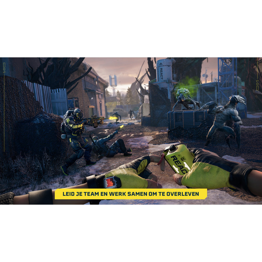 Rainbow Six Extraction Deluxe Edition + Pre-order bonus - Playstation 4