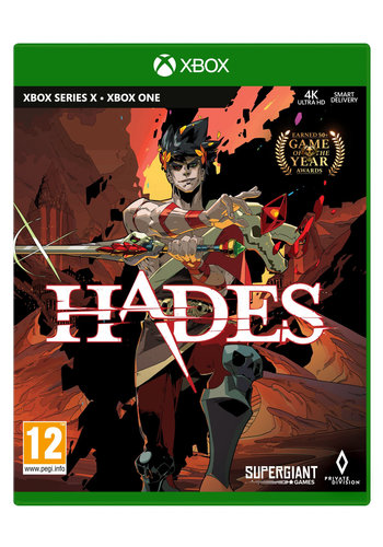 Hades + Pre-order bonus - Xbox One & Series X