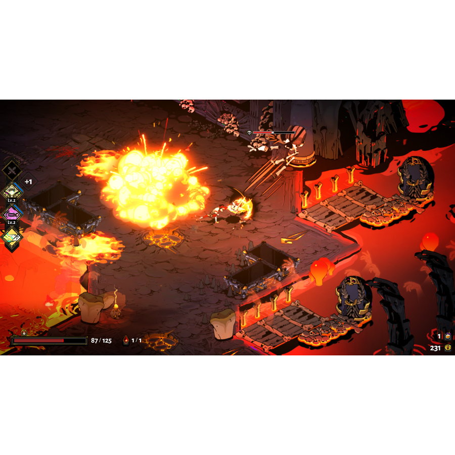Hades + Pre-order bonus - Playstation 4