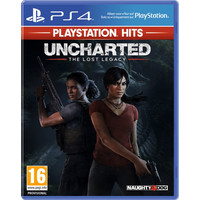 Uncharted: The Lost Legacy Playstation Hits - Playstation 4