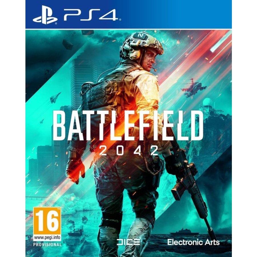 Battlefield 2042 - Playstation 4