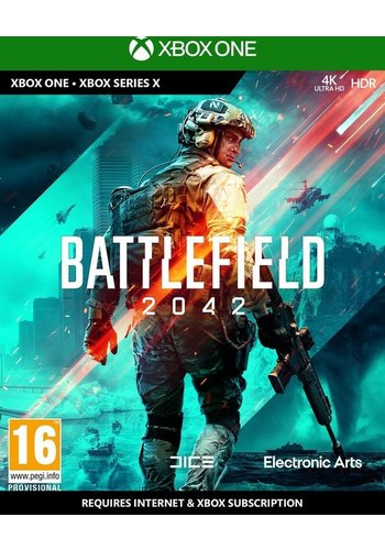 Battlefield 2042 - Xbox One & Series X
