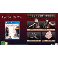 Scarlet Nexus + Pre-Order Bonus - Playstation 4