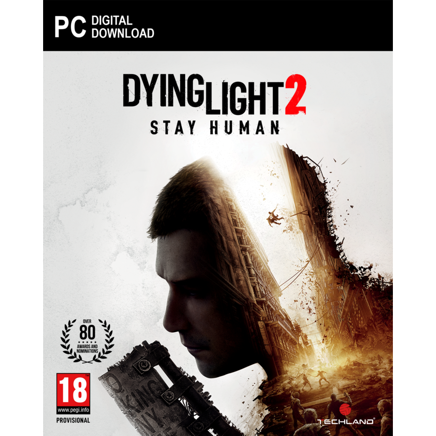 Dying Light 2 - Stay Human (Code in Box) - PC