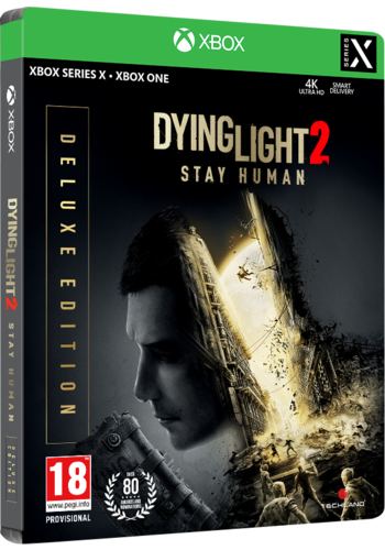 Dying Light 2 - Stay Human Deluxe Edition - Xbox One & Series X