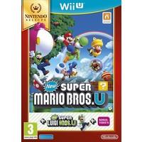 New Super Mario Bros. + New Super Luigi U (Nintendo Selects) - Nintendo WiiU