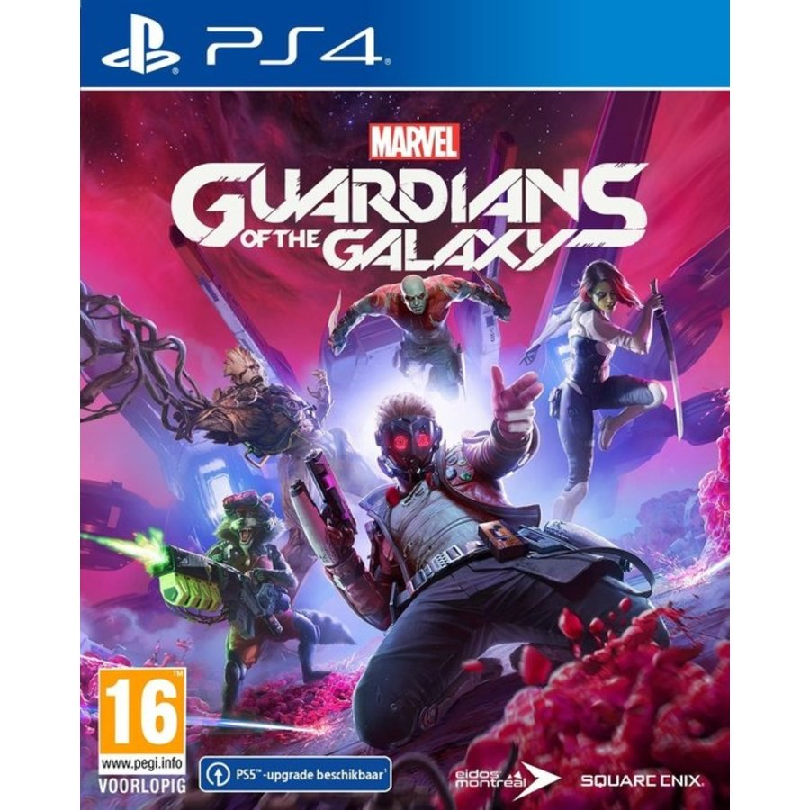 Guardians Of The Galaxy - Playstation 4