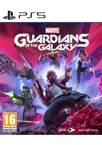 Guardians Of The Galaxy - Playstation 5