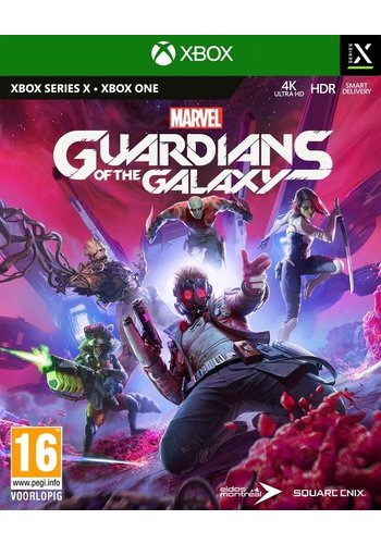 Guardians Of The Galaxy - Xbox One & Series X