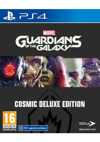 Guardians Of The Galaxy - Cosmic Deluxe Edition - Playstation 4
