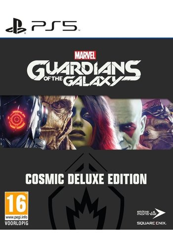 Guardians Of The Galaxy - Cosmic Deluxe Edition - Playstation 5