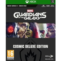 Guardians Of The Galaxy - Cosmic Deluxe Edition - Xbox Series X