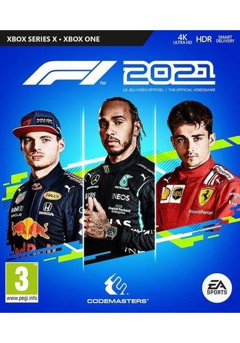 F1 2021 - Xbox One & Xbox Series X