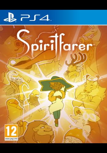 Spiritfarer - Playstation 4