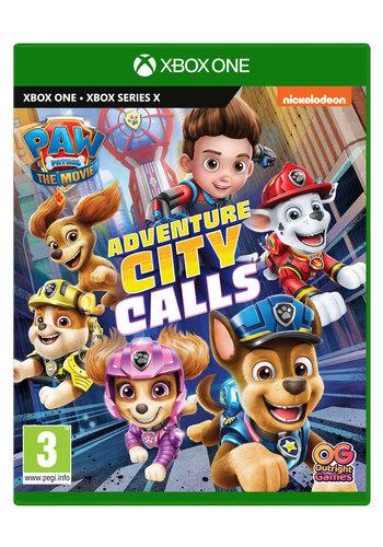 Paw Patrol The Movie Adventure City Calls - Xbox One