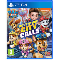 Paw Patrol The Movie Adventure City Calls - Playstation 4