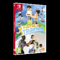 Family Trainer  + 2 Leg Straps - Nintendo Switch