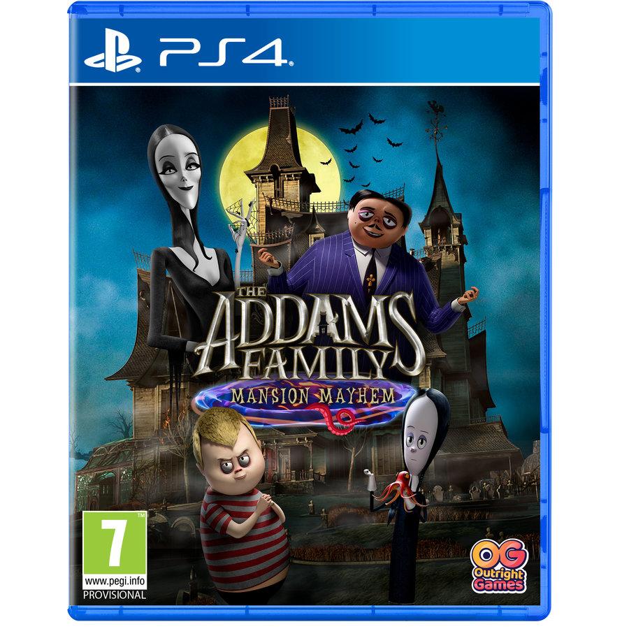 Addams Family : Mansion Mayhem - Playstation 4
