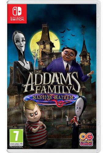 Addams Family : Mansion Mayhem - Nintendo Switch