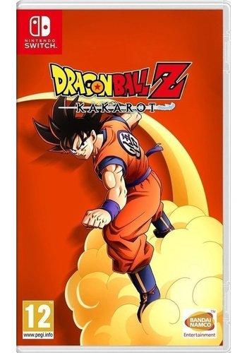 Dragon Ball Z Kakarot + Pre-Order DLC - Nintendo Switch
