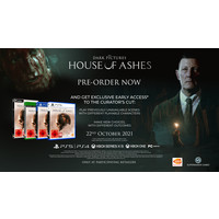 The Dark Pictures Anthology: House of Ashes + Pre-order Bonus - Xbox One & Series X
