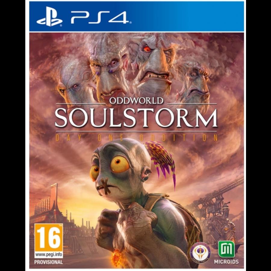 Oddworld: Soulstorm - Day One Oddition - Playstation 4