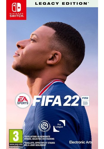 FIFA 22 - Legacy Edition - Nintendo Switch