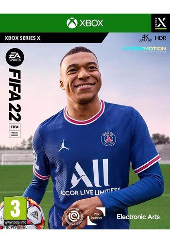 FIFA 22 + Pre-order DLC - Xbox Series X