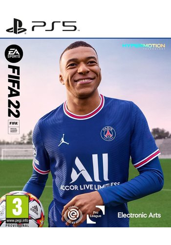 FIFA 22 + Pre-order DLC - Playstation 5