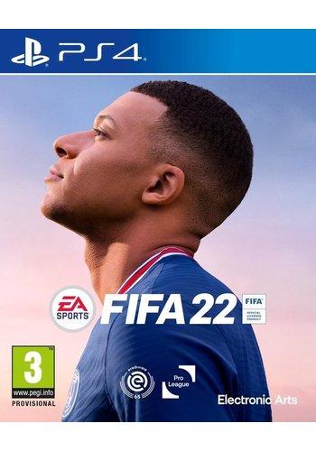 FIFA 22 + Pre-order DLC - Playstation 4