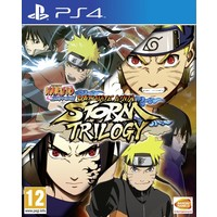 Naruto Shippuden: Ultimate Ninja Storm Trilogy - Playstation 4