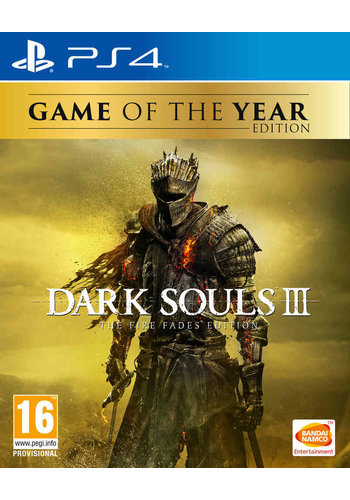 Dark Souls III Game of the Year Edition - Playstation 4