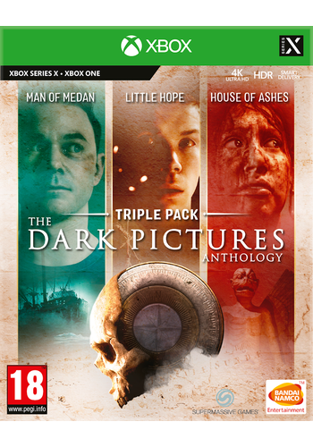 The Dark Pictures Anthology Triple Pack - Xbox One & Series X