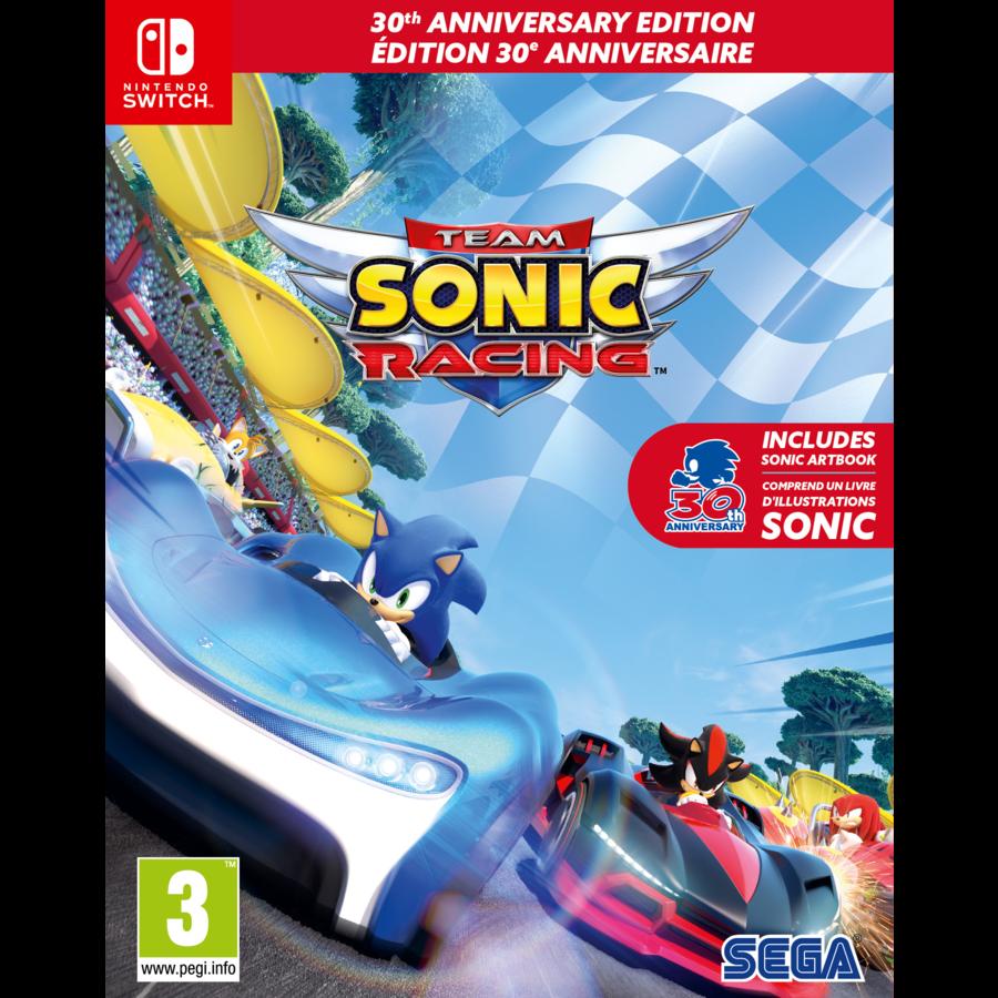 Team Sonic Racing - 30th Anniversary Edition - Nintendo Switch