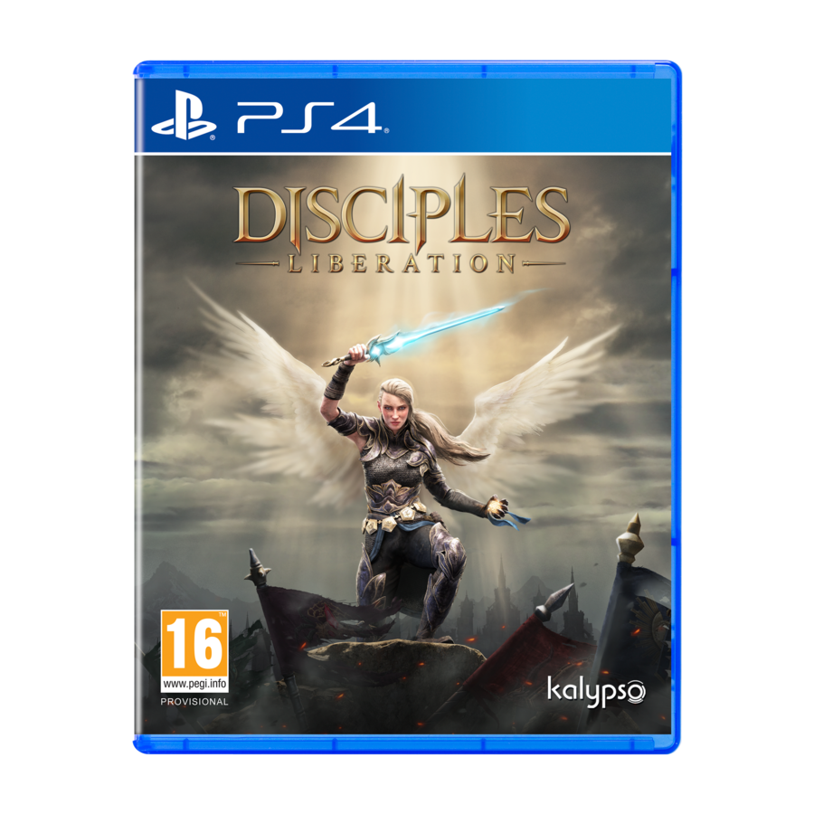 Disciples: Liberation - Deluxe Edition - Playstation 4